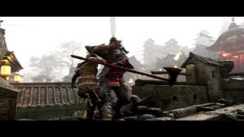 For Honor - Kensei Hero Trailer (Official)