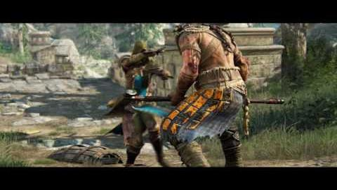 For Honor - Peacekeeper Trailer (Official)