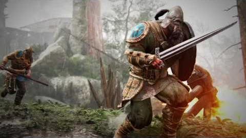 For Honor - Launch Trailer (Official)