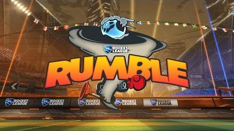 Rocket League® - Rumble Trailer