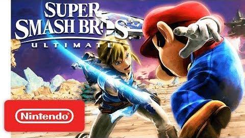 Super Smash Bros. Ultimate - More Fighters, More Battles, More Fun - Nintendo Switch