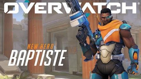 [NOW PLAYABLE] Baptiste | Overwatch (EU)