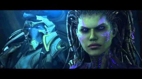StarCraft II: Legacy of the Void - Legacy Trailer (Official)