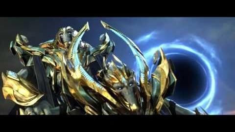 StarCraft II: Legacy of the Void - Opening Cinematic (Official)