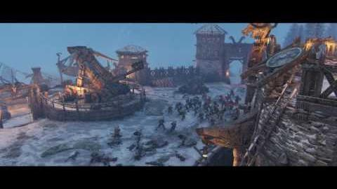 For Honor - Raider Hero Trailer (Official)