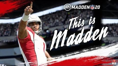 Madden NFL 20 — This is Madden Official Gameplay Launch Trailer