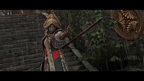 For Honor - Nobushi Trailer (Official)