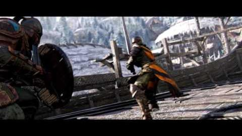 For Honor - Warlord Trailer (Official)