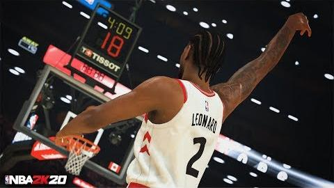 NBA 2K20: First Look Teaser