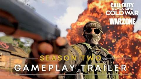 Season Two Gameplay Trailer   Call of Duty®: Black Ops Cold War & Warzone™